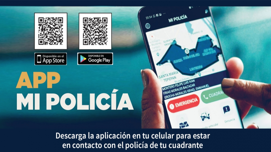 Descarga la APP, disponible para iOS y Android